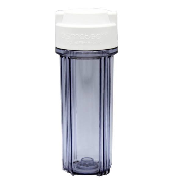 "Filtergehäuse 9 "" transparent"